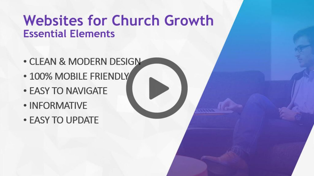 How To Grow Your Congregation With A Website